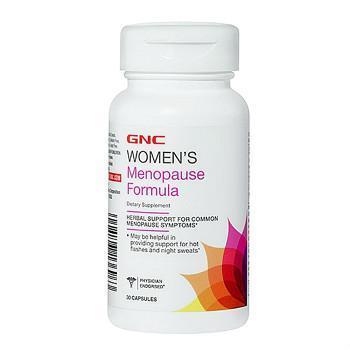 GNC Women's Menopause Formula更年期配方