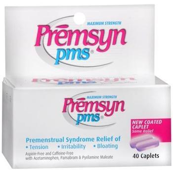 Premsyn PMS最大剂量经前疼痛缓解片