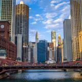 美东城市景观之芝加哥