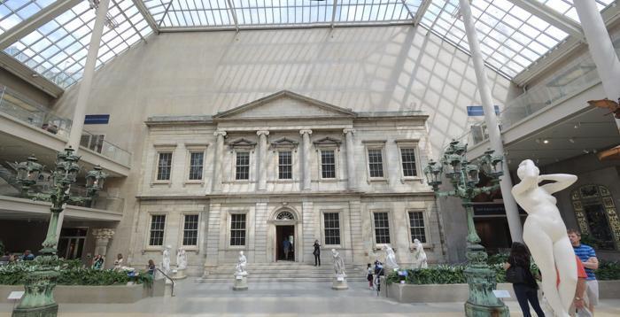 大都会博物馆