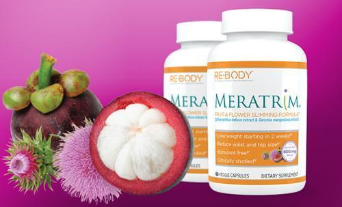 减肥 Meratrim