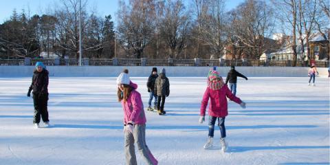 纽约最好玩的10大溜冰场