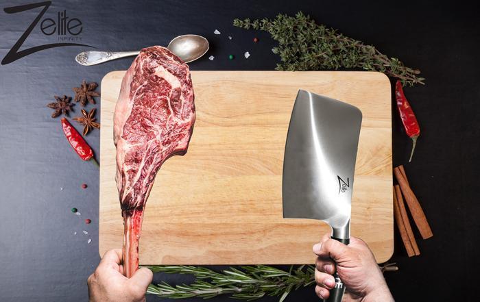 Zelite Infinity 中式厨刀