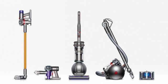 Dyson | 戴森吸尘器选购攻略,到底该买哪个型号